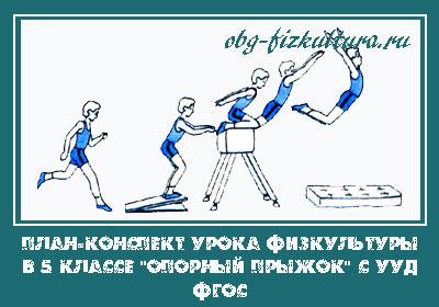 План-конспект-урока-физкультуры-в-5-классе-Опорный-прыжок-с-УУД-ФГОС