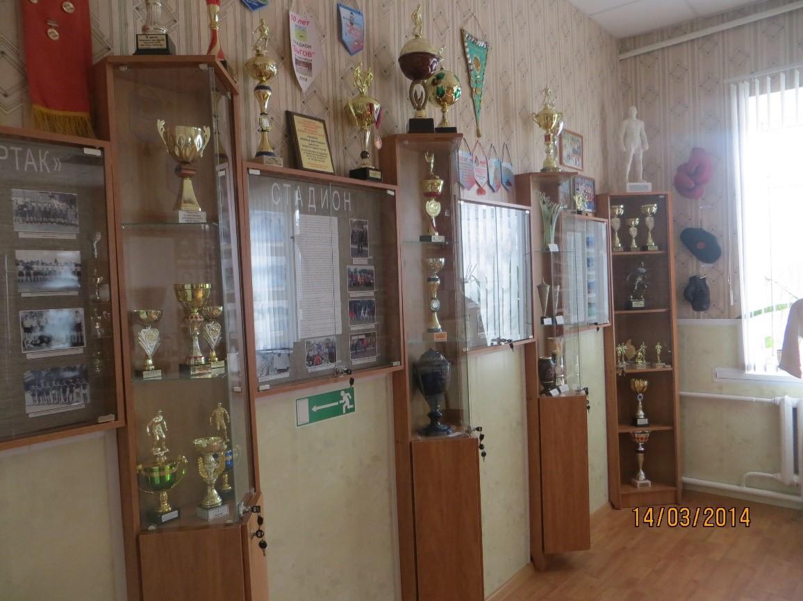 музей спорта льгова