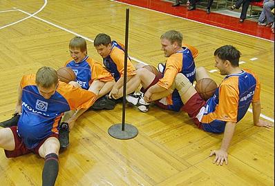 4ca454d9 Специальные упражнения в обучении технике баскетбола