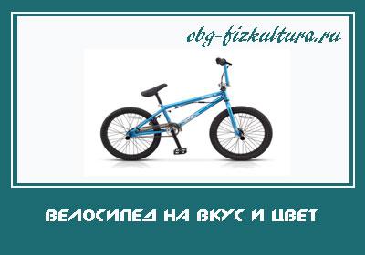 Велосипед-на-вкус-и-цвет